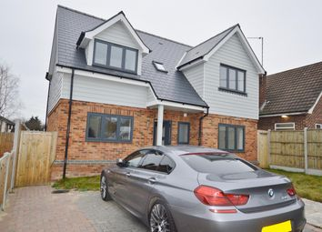 Thumbnail 4 bed detached house for sale in Hawkwell Park Drive, Hockley, Essex