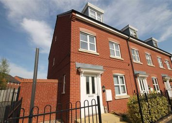 Thumbnail 3 bedroom town house for sale in Falshaw Way, Manchester