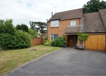 Thumbnail 4 bedroom link-detached house for sale in Peddlars Grove, Yateley