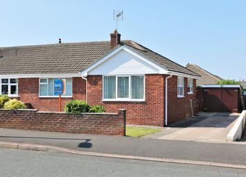 Thumbnail 2 bed semi-detached bungalow for sale in Seathwaite Road, Barrow-In-Furness