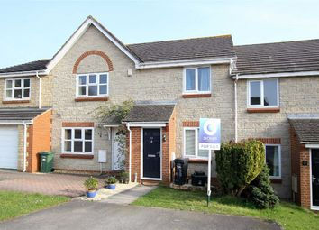 Thumbnail 2 bed terraced house for sale in Badger Rise, Portishead, North Somerset