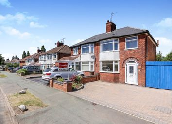 3 bed semi-detached house for sale in Kingsway Road, Wednesfield/ Fallings Park, Wolverhampton WV10
