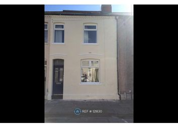 Thumbnail 3 bedroom terraced house to rent in Glamorgan Street, Cardiff