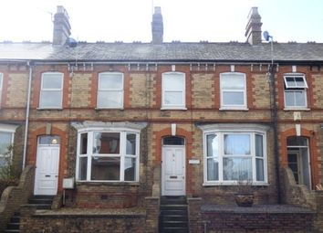 Thumbnail 3 bed terraced house to rent in Greenway Road, Taunton