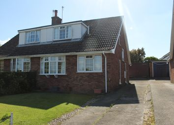Thumbnail 3 bedroom semi-detached house for sale in Parkfield, Stillington, York