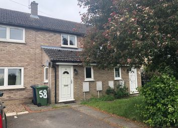 Thumbnail 3 bed terraced house to rent in Magdalene Close, Longstanton, Cambridge
