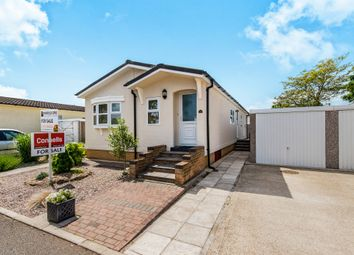 Thumbnail 3 bed mobile/park home for sale in Allington Gardens, Allington, Grantham