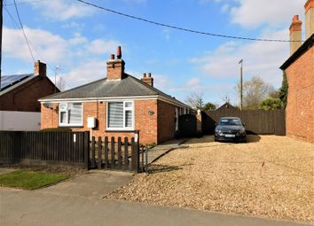 Thumbnail 3 bed detached bungalow for sale in Hall Gate, Holbeach
