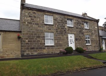 Thumbnail 4 bed terraced house for sale in Ellington, Morpeth