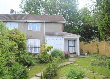 Thumbnail 2 bed semi-detached house for sale in Woodford Road, Swansea