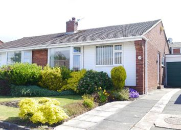 Thumbnail 2 bedroom semi-detached bungalow for sale in Chudleigh Gardens, Chapel House, Newcastle Upon Tyne