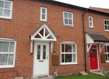Thumbnail 2 bedroom terraced house to rent in Windmill Meadow, Wem, Shrewsbury