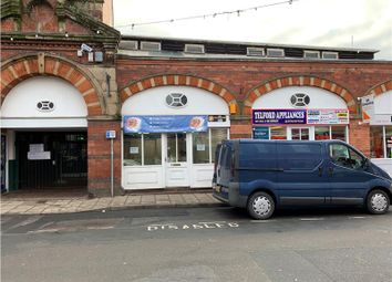 Thumbnail Retail premises to let in Lock Up Shop Unit, 13 Market Street, Wellington, Telford, Shropshire