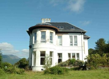 Thumbnail 3 bed flat to rent in Bellcairn House Shore Road, Cove