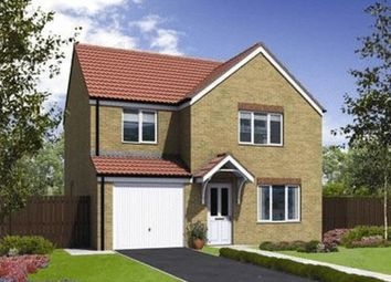 Thumbnail 4 bed detached house for sale in Station Road, North Hykeham, Lincoln