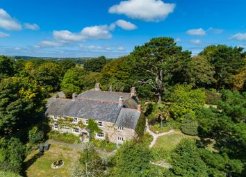 Thumbnail 6 bed detached house for sale in Near Port Navas, Helford River, Falmouth