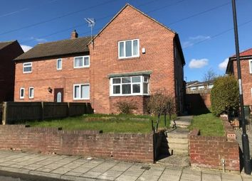 Thumbnail 3 bed semi-detached house for sale in Linbridge Drive, Newcastle Upon Tyne