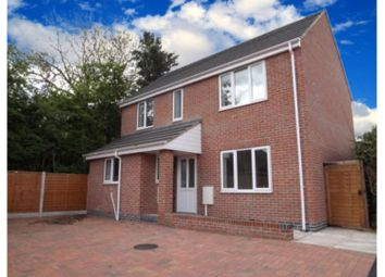 Thumbnail 3 bed detached house for sale in Cross Close Walk, Littleover