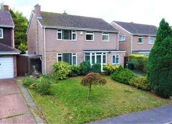 Thumbnail 4 bed detached house for sale in Delius Crescent, Broadfields, Exeter, Devon