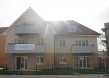 Thumbnail 2 bed flat to rent in Tanners Lane, Barkingside