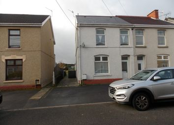 Thumbnail 3 bed semi-detached house for sale in Maes Road Llangennech, Llanelli