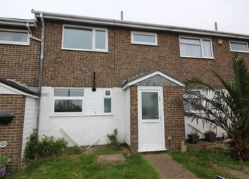 Thumbnail 3 bed terraced house for sale in Hogarth Road, Eastbourne