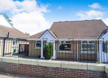 Thumbnail 2 bed bungalow for sale in Amberley Close, Wallsend
