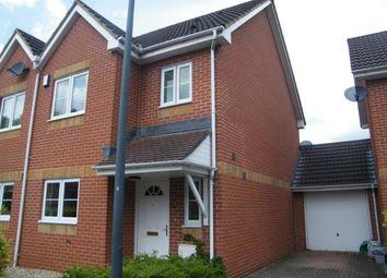 Thumbnail 4 bed end terrace house for sale in Blackhorse Close, Downend, Bristol