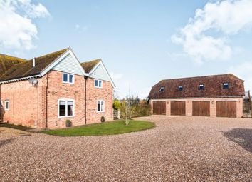 Thumbnail 4 bed barn conversion for sale in Manor Farm Barns, Stratford Road, Honeybourne, Worcestershire