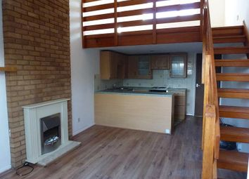 Thumbnail 1 bed town house to rent in Kensington Gardens, Carlton, Nottingham