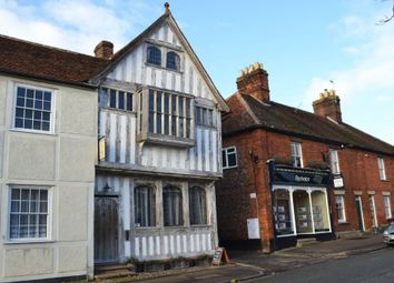 Thumbnail 4 bed end terrace house for sale in High Street, Lavenham, Sudbury