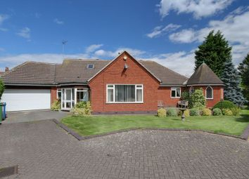 Thumbnail 4 bed detached bungalow for sale in The Fir Trees, Anlaby, Hull