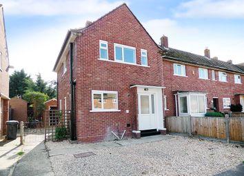 Thumbnail 2 bed end terrace house for sale in Oak Grove, Bognor Regis