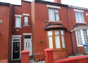 Thumbnail 3 bed terraced house for sale in Grenfell Ave, Blackpool