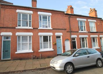 Thumbnail 3 bed terraced house for sale in Hartopp Road, Clarendon Park, Leicester