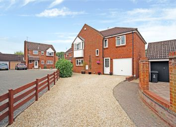 Thumbnail 4 bed detached house for sale in Cornflower Road, Haydon Wick, Swindon, Wiltshire
