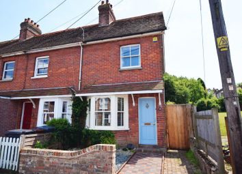 Thumbnail 2 bed end terrace house for sale in Vernon Road, Uckfield