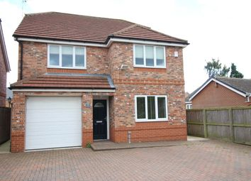 Thumbnail 5 bed detached house for sale in Water Lane, Eggborough, Goole