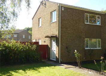 Thumbnail 3 bed semi-detached house for sale in Deerleap, Bretton, Peterborough, Cambridgeshire