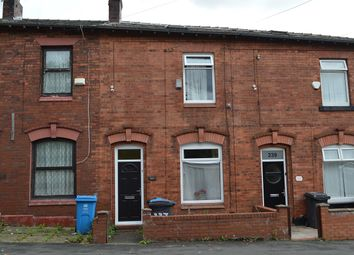 Thumbnail 2 bed terraced house for sale in Block Lane, Chadderton, Oldham