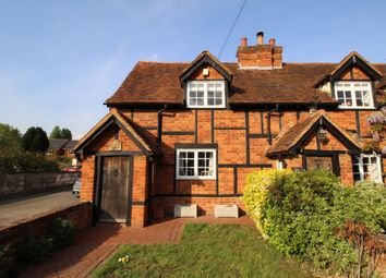 3 bed detached house for sale in Ivy Cottages, Rosemary Lane, Thorpe, Egham, Surrey TW20