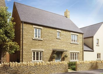 Thumbnail 4 bed detached house for sale in Cirencester Road, Tetbury, Gloucestershire