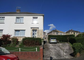 Thumbnail 3 bed semi-detached house for sale in Maesglas, Cwmavon, Port Talbot, Neath Port Talbot.