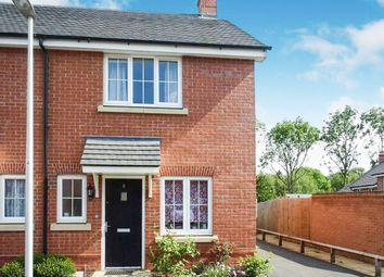 Thumbnail 3 bed semi-detached house for sale in Manders Croft, Southam