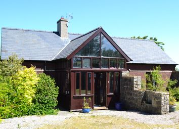Thumbnail 1 bed bungalow for sale in Llangwnadl, Pwllheli