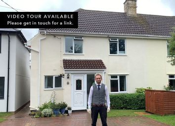 Thumbnail 3 bed semi-detached house for sale in High Street, Great Abington, Cambridge