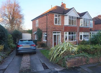 Thumbnail 3 bed semi-detached house for sale in Antrim Close, Coventry