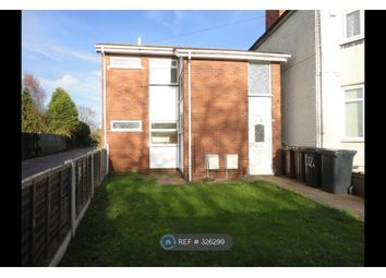 Thumbnail 1 bedroom flat to rent in Deans Road, Wolverhampton