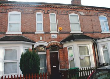 Thumbnail 4 bed terraced house to rent in Forest Grove, Arboretum, Nottingham