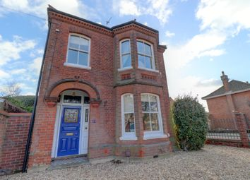 Thumbnail 4 bed detached house for sale in Constitution Hill, Norwich